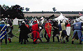 Festival Of History - 2005 - Norman Melee